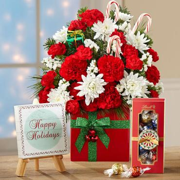The Holiday Cheer™ Bouquet