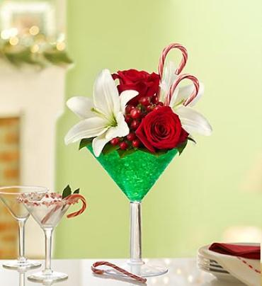 "Peppermint Martini Bouquetâ""¢"