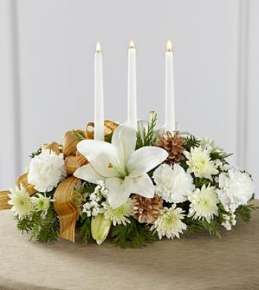 Season\'s Glow Centerpiece