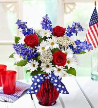 The American Dream Bouquet