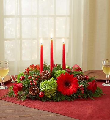 Luxury Christmas™ Centerpiece