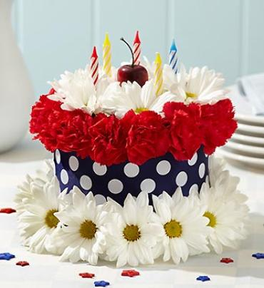 Liberty Dreams Flower Cake™