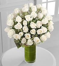 Clarity Luxury Rose Bouquet